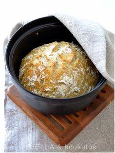Hella & houkutus: Padasta se leipäkin ponnistaa Cornbread, Dairy, Cheese, Ethnic Recipes, Food, Millet Bread, Essen, Meals, Yemek