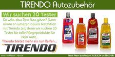 Tirendo Autozubehör - Produkttest - Produkttest-Online