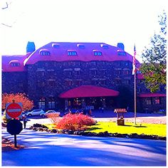 Grove Park Inn, Asheville NC
