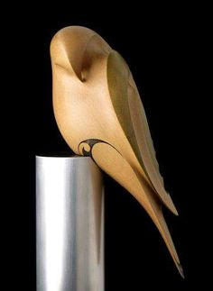 """kaka..new zealand bush parrot""...rex homan...maori artist..carver....bay of plenty..new zealand"