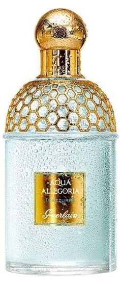 'Aqua Allegoria - Teazzurra' by Guerlain -New Fragrance 2015 -Uploaded & Edited by ShazB