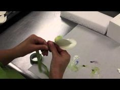 How to Make a Gumpaste Magnolia (Part 3 of 3)