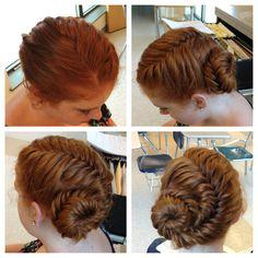 Padme (Natalie Portman) Of Star Wars Conch Shell Curl | Hair U0026 Beauty |  Pinterest