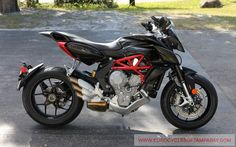 2014 MV Agusta Rivale 800 ABS Black | Euro Cycles of Tampa Bay Inventory