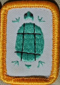 The Great Turtle, Mackinac Island Honor Scouts