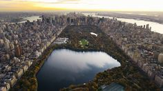 Central Park, Manhattan, NY by Unkown