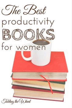Reading productivity books won't give you the life that you want, but they can help motivate you! These seven books helped me figure out what I needed to focus on to be more productive and find enjoyment in the everyday moments.