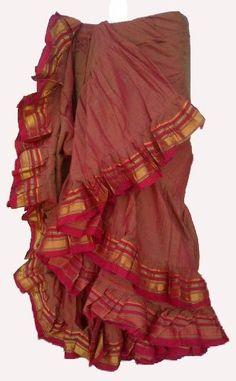 Aishwarya Phenomenally Peachy Keen Skirt - Magical Fashions