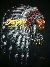 Indian motorcycles banner