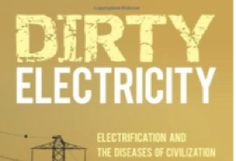 Dirty Electricity: Electrification and the Diseases of Civilization.  'Everyone concerned about health issues beyond contagious diseases should read this short and highly readable book, then each reader should pass on to their friends, what an important book Dirty Electricity is.' - See more at: http://www.electricsense.com/5229/dirty-electricity-electrification-and-the-diseases-of-civilization/#sthash.2xi1CY12.dpuf