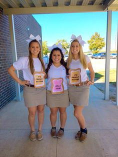 Twin day, double team Morgan city, #PeanutbutterJelly #twinday