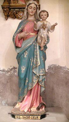 Statue-Notre-Dame-Sacre-Coeur-Correns-Var.jpg (902×1600)