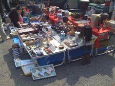 Jingu Gaien Flea Market