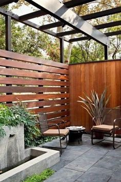 HOW TO: Style Your Outdoor Space   Brick