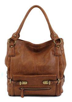 Scarleton Shoulder Bag H114804 - Brown