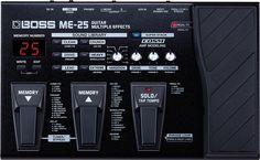 Boss ME-25 Multi-Effect Guitar Effects Pedal