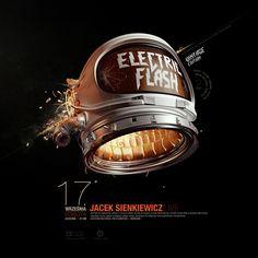 Electric Flash: Vintage Edition by STRZYG