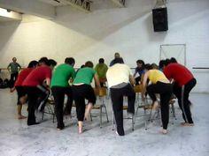 Examen con sillas - Expresión Corporal - Música UAHC