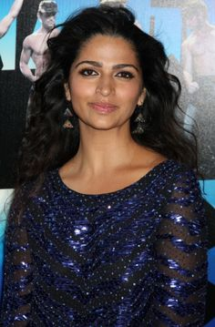 Camila Alves rocks mermaid waves