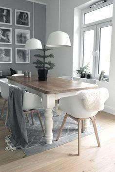 Regentag | SoLebIch.de Foto: Juniwelt #esszimmer #diningroom #esstisch #stuhl #einrichtung #interior #interiordekor #inspiration #solebich