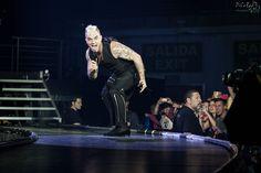 El Let Me Entertain You Tour de Robbie Williams a su paso por Madrid. Foto de Patricia Cano.