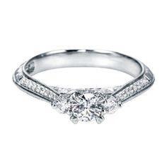 Ohhh soooooooo pretty but with slightly bigger diamonds maybe?