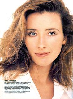 Emma Thompson - Premiere Magazine (UK) - December 1993