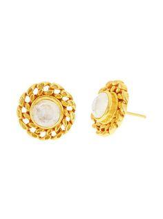 Julie Vos Belmont Stud Earrings