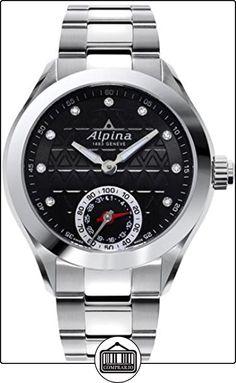 Alpina Geneve Horological Smartwatch AL-285BTD3C6B Reloj de Pulsera para mujeres null  ✿ Relojes para mujer - (Lujo) ✿