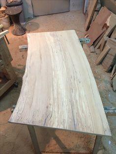 Sanding after epoxy 2 - sanding gr. 40