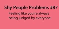 1000+ ideas about Shy People Problems on Pinterest ...