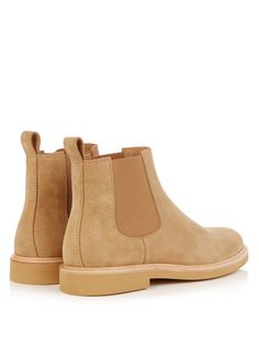 Grant suede chelsea boots   A.P.C.