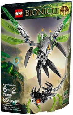 71300-1: Uxar - Creature of Jungle | Brickset: LEGO set guide and database
