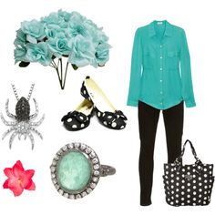 cruise wear, created by marnie on Polyvore