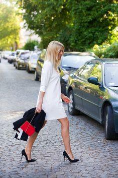 Make Life Easier - lekki blog o modzie, gotowaniu i zakupach - White dress