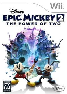 Disney Wii - Epic Mickey 2: The Power of Two