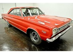 1966 Plymouth Satellite 383 Big Block 4 Speed