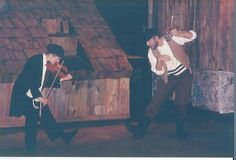 1997 Production of Fiddler of the Roof