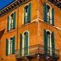 Popular on 500px : North Italy: Verona Impressions  Mediterranean Flair! by SwissFiveNine