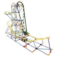 K'nex 546-pc. Education Stem Explorations: Roller Coaster Building Set, Multicolor