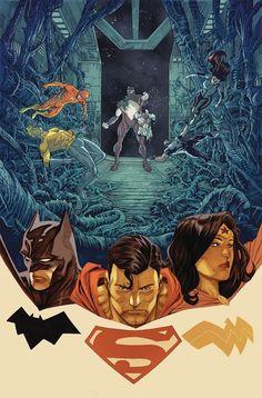 'DEAD SPACE' part three! Batman, Superman and... -