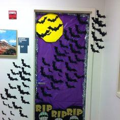 halloween_door_decoration | Crafts and Worksheets for Preschool,Toddler and Kindergarten