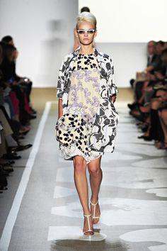 Diane von Furstenburg: Spring 2012