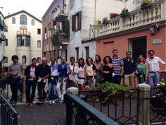 Treviso 2-3/07/14 VISITA in @ANTRAX con @Raimondo ceramiche