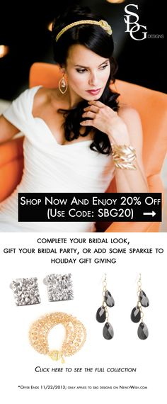 Shop SBG Designs on NewlyWish now and receive 20% off your order with the code: SBG20