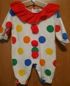 05baby clown costume - Google Search