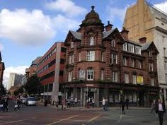 Travel With MWT The Wolf: World Famous Streets Cross Street Manchester Engla...