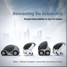The Hiriko electric car prototype. Seems like a really great idea to me.