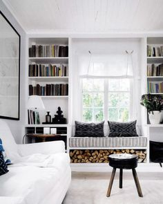 living room chic vibes