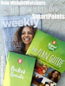 new weight watchers smart points beyond the scale program